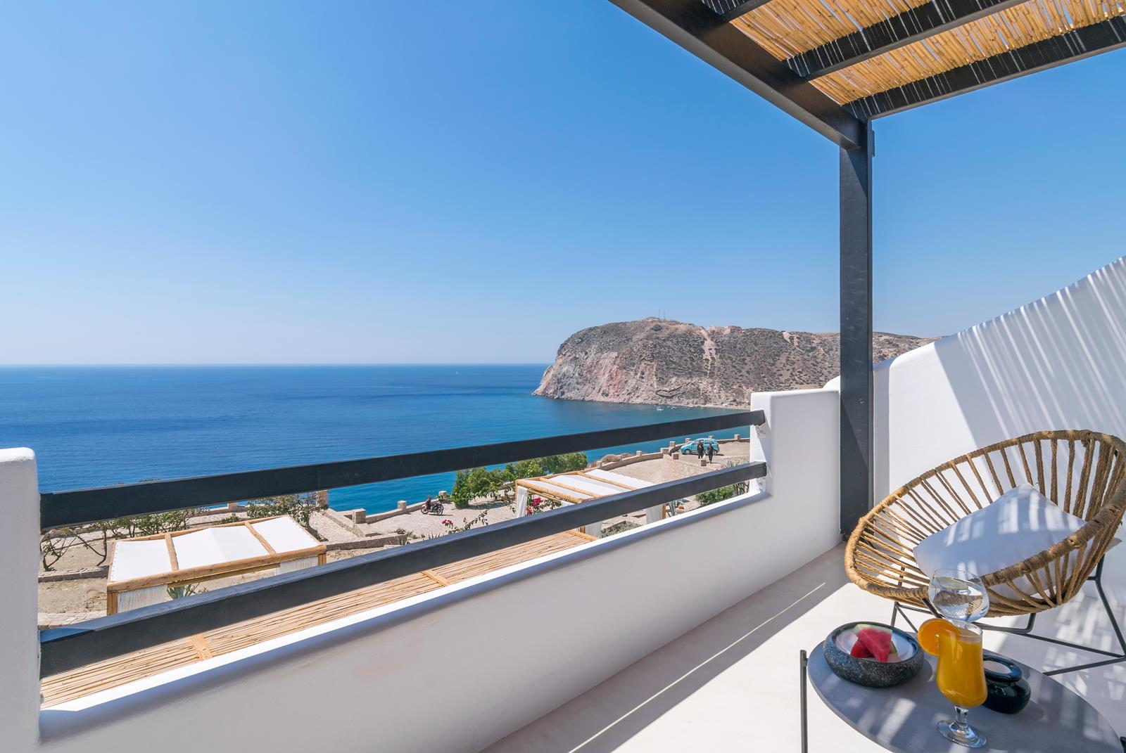 Unique stay in Milos Island - Psaravolada Milos Resorts