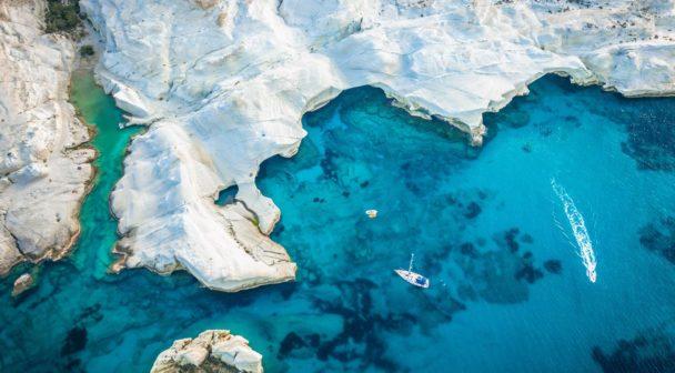 Unique stay in Milos Island - Psaravolada Milos Resorts